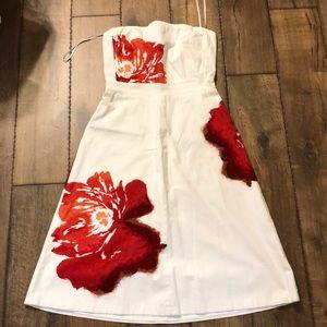 Strapless Dress by J. Crew
